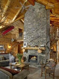 pennsylvania_log_home_great_room